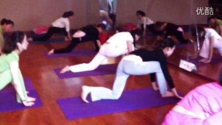 十堰印象高温瑜伽会所瑜伽教练培训班