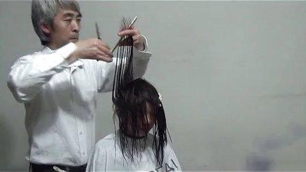 百变梨花发型  时尚梨花发型