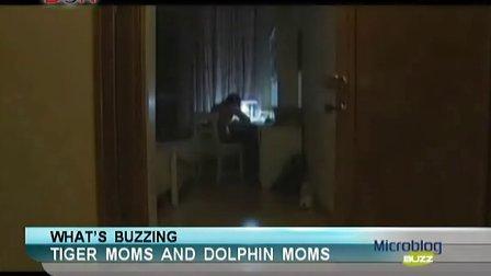 Tiger moms and dolphin moms-MICB130425-BON蓝海电视