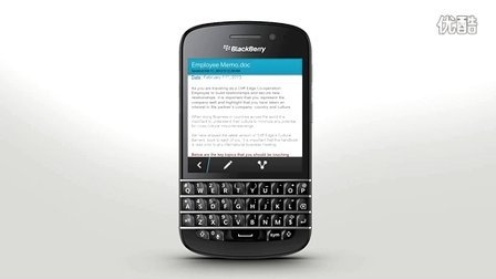Docs To Go - Getting Started- BlackBerry Q10 - Official How