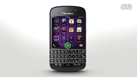 Getting Around The Smartphone Interface- BlackBerry Q10
