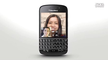BBM Video with Screen Share- BlackBerry Q10
