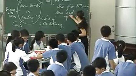 八年级英语优质课展示《Welcome to my class》牛津深圳版_李老师