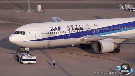 ANA全日空航空 Boeing 767-300 JA8677 八重の桜