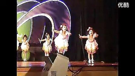 安徽艺术人才网—幼儿舞蹈《快乐时光》淮北二幼
