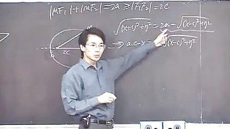 椭圆及其标准方程-优质课教学视频