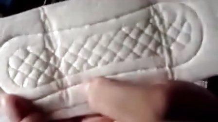 原创搞笑自拍卫生巾广告