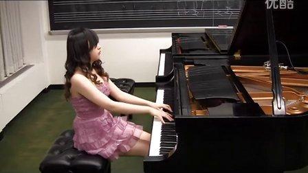 徐瑞希14岁演奏肖邦练习曲 Op.25 no.7
