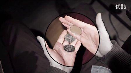 迪龙魔术2013 MS 地下魔术师硬币作品教学(无密码)