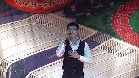 桦甸市第一中学校庆64周年暨第14界艺术节高二年段文艺汇演3.