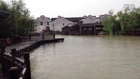 乌镇 小船 流水 你值得走走的地方
