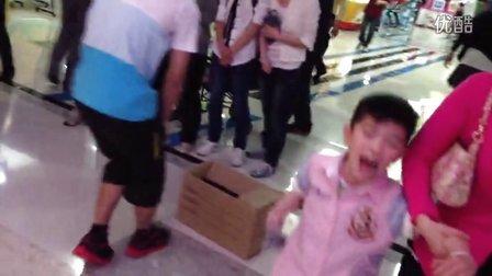 芜湖大玩家超乐场人气活动--夹娃娃