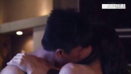 谈情说案(粤语版)-第7集  马国明吻戏