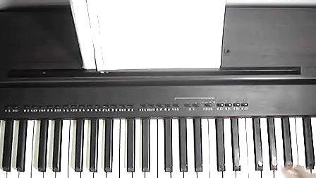 钢琴教学少女的祈祷一01 余老师五分钟