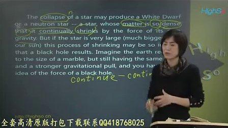 2013年 自考会计(本科)05、英语二-精讲班-Unit2 第一节