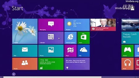 First Look Windows 8.1 Build 9385:Apps,PCSettings and More