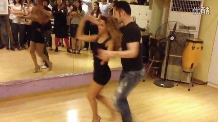 HSC周六party--Adi(以色列美女)salsa