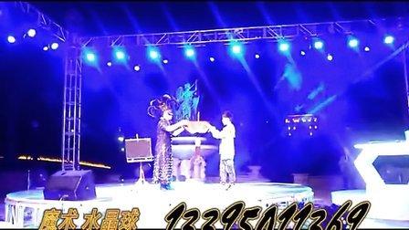 厦门最有名的魔术师-陈哲威的魔术表演