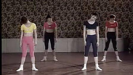风格性爵士舞教程2VCD