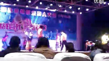 安徽艺术人才网—皖 宿州市 灵璧县灵壁师范学校街舞演出