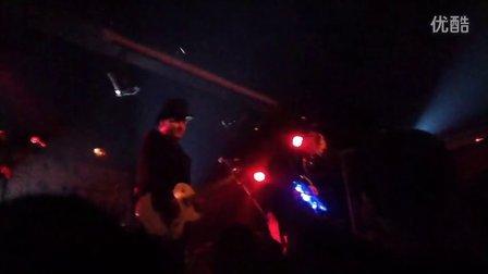 丹麦国宝级摇滚乐队D-A-D震撼愚公移山,摇滚之夜!【中国巡演】