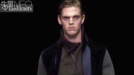 【牛男时尚】2013法国时尚米兰时装周男士走秀