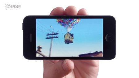 iphone5最新电视广告-出色