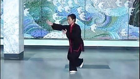 白淑萍演练孙式太极拳