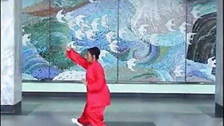 白淑萍演练杨式40太极拳