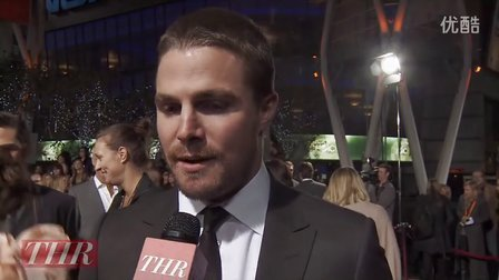 Stephen Amell on the Remainder of Season One of Arro