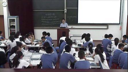 七年级数学优质课展示《字母表示数》北师大版黄老师