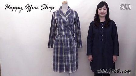 芬理希梦SC 女式系带优雅气质连衣裙-x