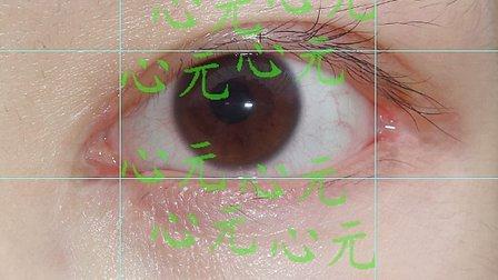 开外眼角手术效果前后对比真人视频|超清晰照片展示
