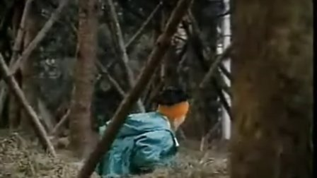 绝版僵尸片-僵尸小子大战忍者魔拳II1