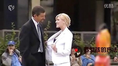 """""""敢摸我的胸吗""""美女测试,你会摸吗"""