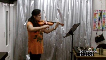 【视频】赵文娟演奏《告诉罗蒂阿姨》