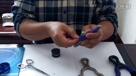 波仔--吸汗带缠铁手弓、传统弓的全过程