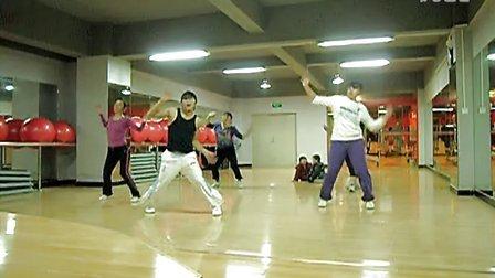 文山李行(原创)→大学兼职 健身教练(现代舞教学)