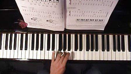 1-13 传指 跨指 大调音阶