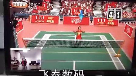 2013 金龙鱼羽毛球体感游戏