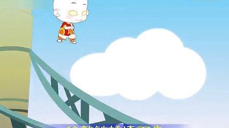双语儿歌经典动画之伦敦铁桥垮下来