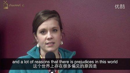 中美学生吐露心声:做朋友吧!
