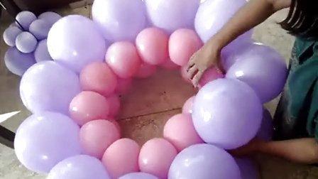 魔术气球教程-气球