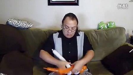 魔术气球视频教程小鱼