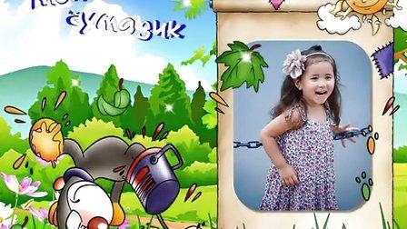 卡通相框素材下载 儿童相框图片 电子相框素材