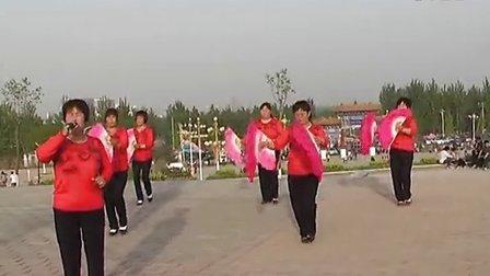 易县广场舞 尕撒拉 (东白马)
