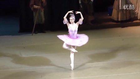 芭蕾舞 睡美人 紫丁香仙子变奏 Kolegova 马林斯基剧院