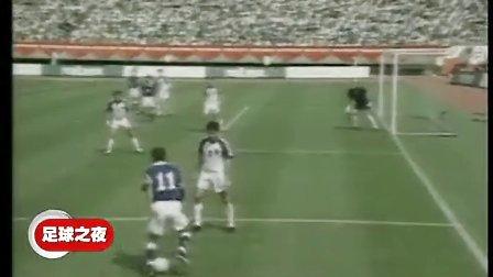 2007 年《足球之夜》十五足球三国第五集之【足球小将】
