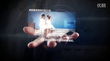 All I Ever Wanted婚礼片头