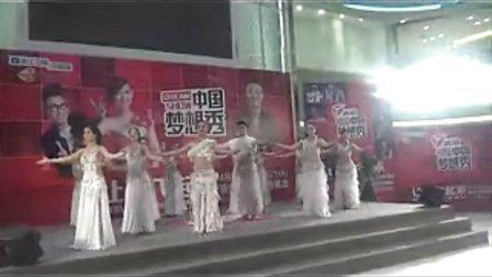 """中国梦想秀晋级 """"东方舞凰""""全国名师 卡瑞娜李南老师"""